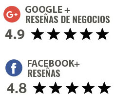 Google and Facebook Ratings