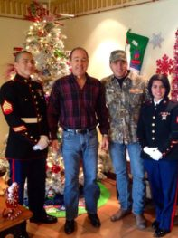 Herrman & Herrman Sponsors The Coastal Bend Toys for Tots 2015