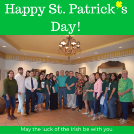 st. partrick's day