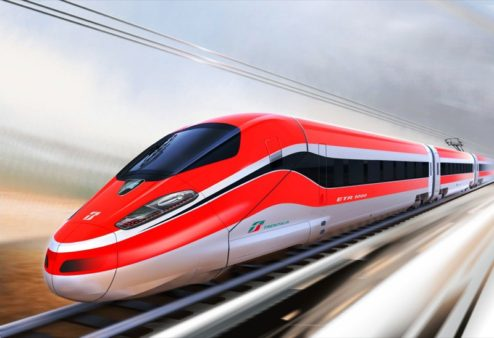 Oklahoma, Texas and Mexico To Be Connected By A Bullet Train