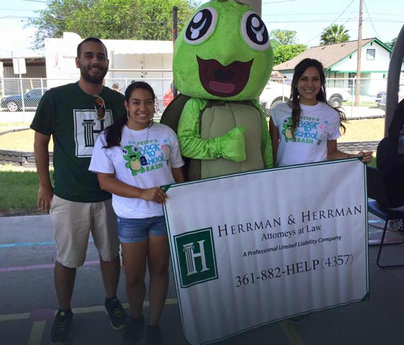 herman & herman community involvement