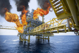Corpus Christi Oil Rig Burn and Explosion Lawyer