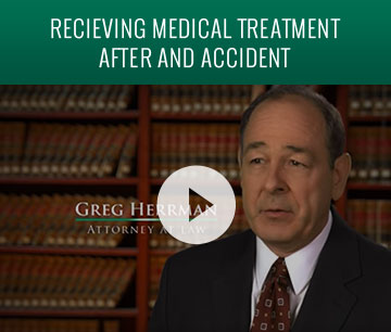 receiving med treatment video