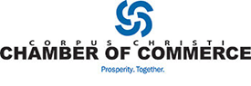 corpus christi chamber of commerce logo