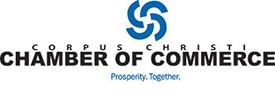 corpus christi chamber of commerce logo