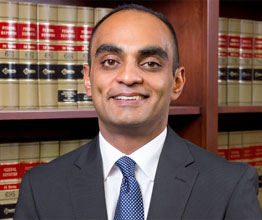 minesh-patel personal injury lawyer