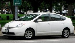 recall of prius car