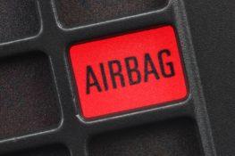 airbag button