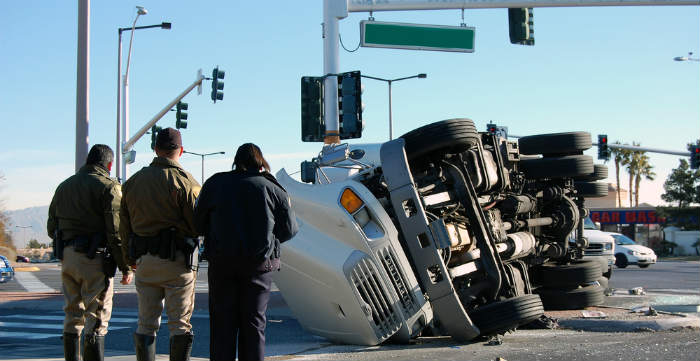 Our truck accident attorneys in Mcallen TX discuss what to do after a truck accident.