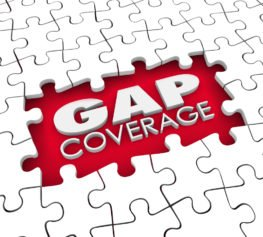 Gap insurance coverage