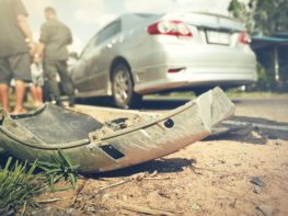 Picture of Texas Car Wreck