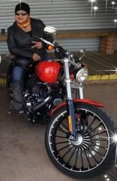 san antonio motorcycle, janet pena, hit and run accident, motorcycle attorney, biker lawyer