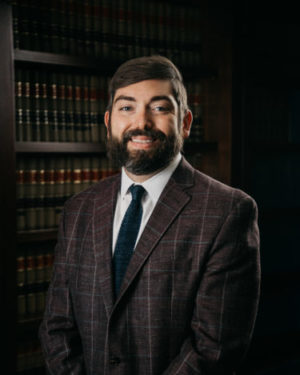 Personal Injury Lawyer Will Privette