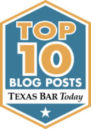 Herrman & Herrman recognized by Texas Bar Today