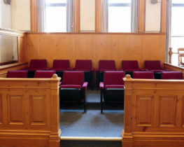 grand jury seats in courthouse