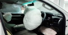 How airbags should work on the car