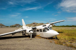 aircraft crash in Brownsville