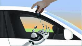 coche conducido por inteligencia artificial