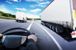 carga de camion peligrosa