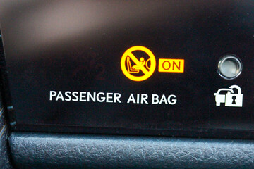 car passenger airbag